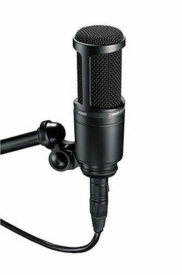 Audio-Technica AT2020 - Cardioid Side-Address Studio Condenser Microphone NEW