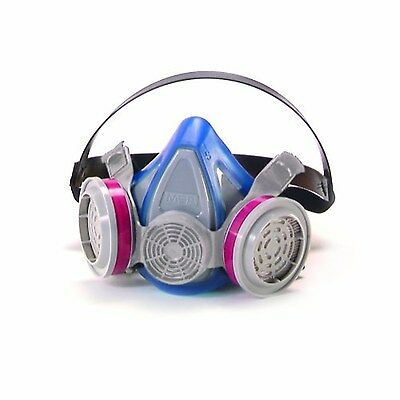 Safety Works 817664 Toxic Dust Respirator, 1