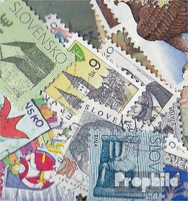 Slovakia 25 different stamps  ab 1993