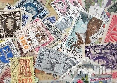 Slovakia 50 different stamps