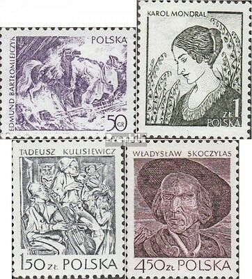 Poland 2607-2610 (complete issue) unmounted mint / never hinged 1979 Polish grap