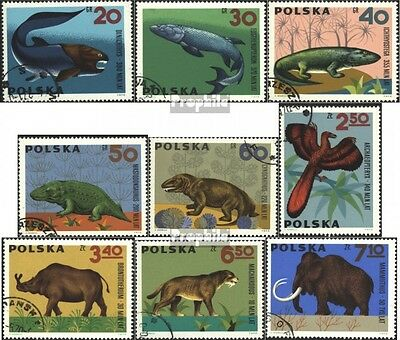 Poland 1655-1663 (complete issue) unmounted mint / never hinged 1966 Prehistoric
