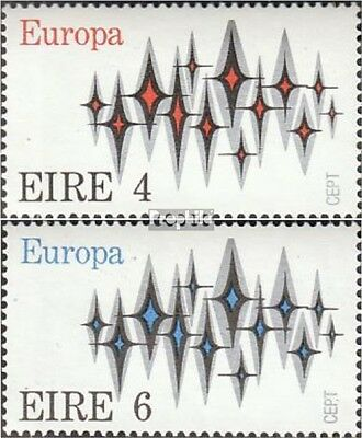 Ireland 276-277 (complete issue) unmounted mint / never hinged 1972 Europe