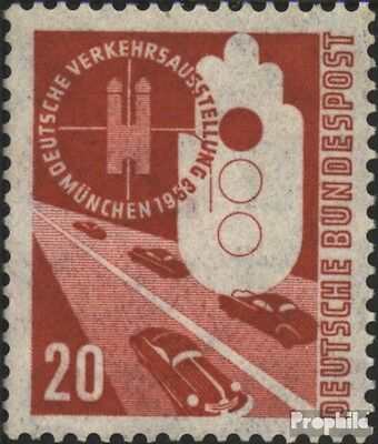 FRD (FR.Germany) 169 used 1953 German Transport Exhibition