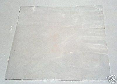 """200 7"""" Plastic Polythene Record Sleeves / Covers 450G  + Free Delivery"""