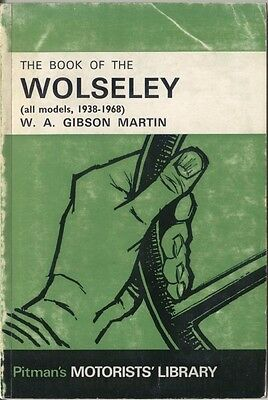 Wolseley all 4 cyl. Models 1938-1968 Pitman Practical guide