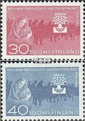 Finland 517-518 (complete issue) unmounted mint / never hinged 1960 World Refuge