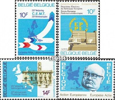 Belgium 1936-1939 (complete issue) unmounted mint / never hinged 1978 European A