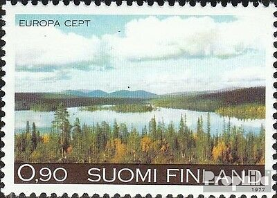Finland 808 (complete issue) unmounted mint / never hinged 1977 Europe: Landscap
