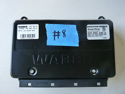 FREIGHTLINER MERITOR WABCO SmartTrac Stability Control System ABS-E4 #4008665400