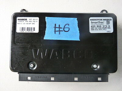 FREIGHTLINER MERITOR WABCO SmartTrac Stability Control System ABS-E4 #4008663750