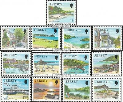united kingdom-Jersey 463-475 (complete issue) unmounted mint / never hinged 198