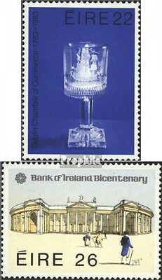 Ireland 504-505 (complete issue) unmounted mint / never hinged 1983 dublin Comme