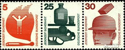 FRD (FR.Germany) W44 unmounted mint / never hinged 1973 Accident prevention