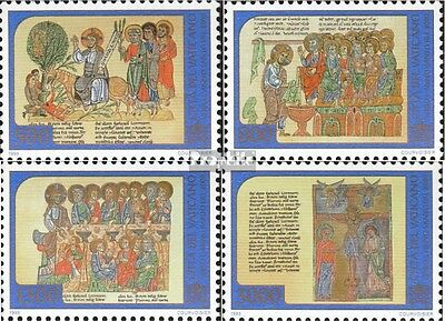 Vatican 1252-1255 (complete issue) unmounted mint / never hinged 1998 Holy Year