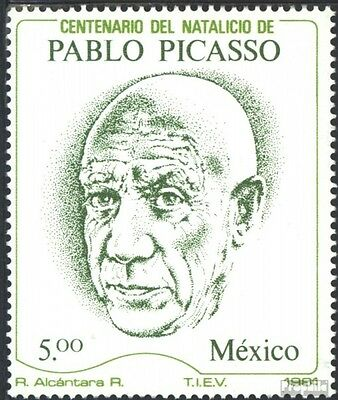 Mexico 1764 (complete issue) unmounted mint / never hinged 1981 100. Birthday Pa