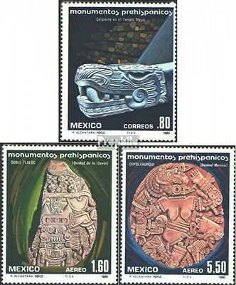 Mexico 1701-1703 (complete issue) unmounted mint / never hinged 1980 Pre-Columbi