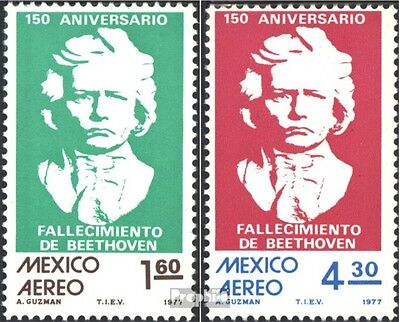 Mexico 1560-1561 (complete issue) unmounted mint / never hinged 1977 Ludwig of B
