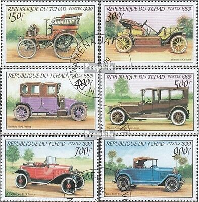 Chad 2008-2013 (complete issue) used 2000 Old Automobile