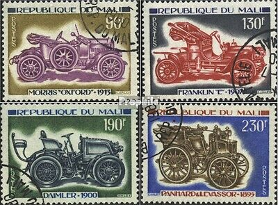 Mali 492-495 (complete issue) used 195 Oldtimer
