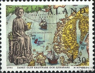 Finland-Aland 105 (complete issue) unmounted mint / never hinged 1995 1000. Birt