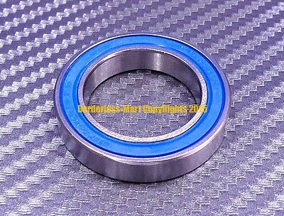 [10 Pcs] 6802-2RS (15x24x5 mm) Rubber Sealed Ball Bearing Bearings 6802RS ABEC-3