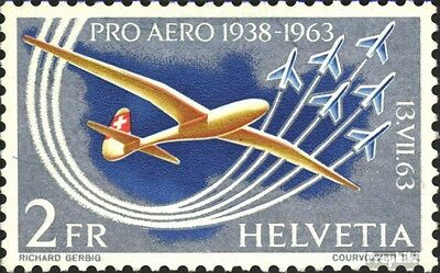 Switzerland 780 (complete.issue) unmounted mint / never hinged 1963 Pro Aero
