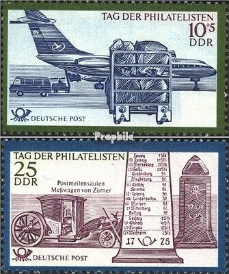 DDR 1703-1704 (complete.issue) unmounted mint / never hinged 1971 Philatelistent