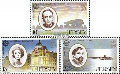 united kingdom-Jersey 347-349 (complete issue) unmounted mint / never hinged 198