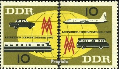 DDR 976-977 (complete.issue) unmounted mint / never hinged 1963 Autumn Fair