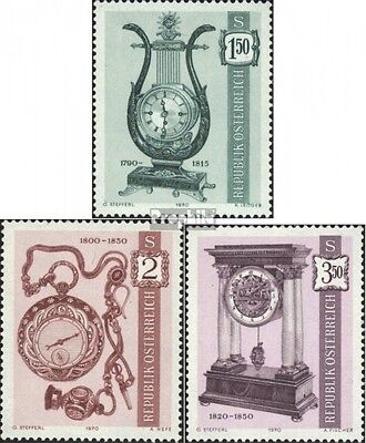 Austria 1344-1346 (complete issue) unmounted mint / never hinged 1970 Old Watche