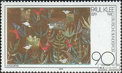 FRD (FR.Germany) 1029 (complete.issue) unmounted mint / never hinged 1979 Paul K