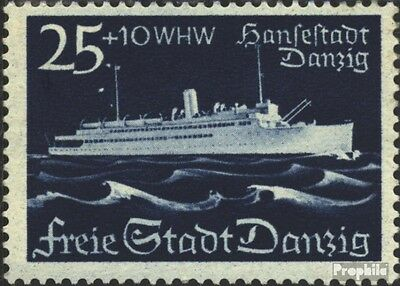 Gdansk 287 used 1938 Barge