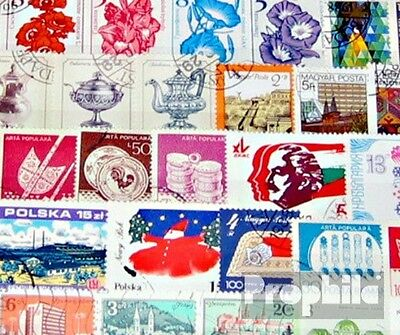 Eastern Europe 150 different stamps