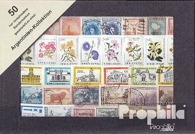 Argentina 50 different special stamps