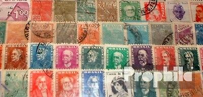 Brazil 100 different stamps