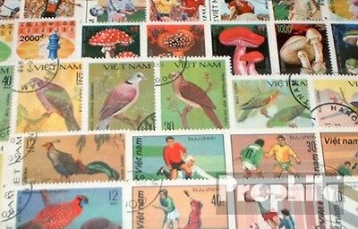 Vietnam 100 different stamps