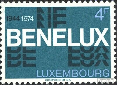 Luxembourg 891 (complete issue) unmounted mint / never hinged 1974 BENELUX