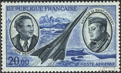 France 1723 (complete issue) unmounted mint / never hinged 1970 Airmail