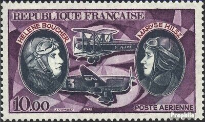 France 1797 (complete issue) unmounted mint / never hinged 1972 Airmail