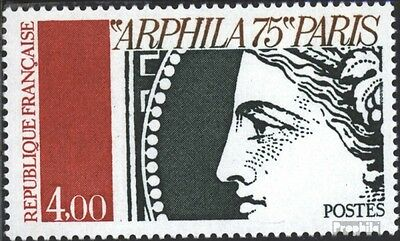 France 1919 (complete issue) used 1975 ARPHILA 75