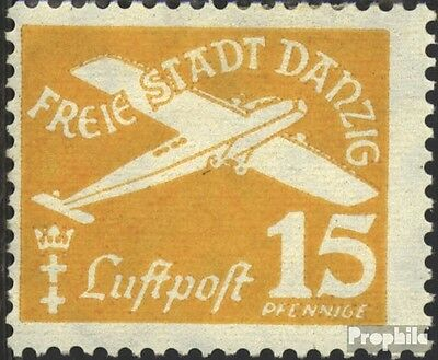 Gdansk 299 unmounted mint / never hinged 1938 Airmail