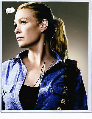 Signed - Laurie Holden - The Walking dead