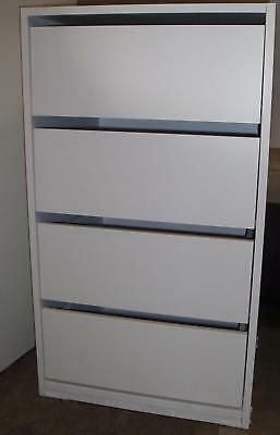 NEW Wardrobe Built in Cabinet Storage Organiser Insert 4 DR TallBoy 900mm