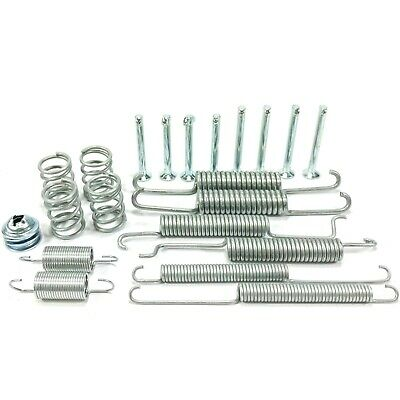 """Vw Polo (1994 2014) Rear Brake Shoe Fitting Kit Springs (7"""" Drums Only) Bsf0569D"""