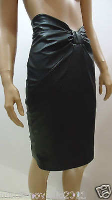 Denny Roses - Skirt Eco-leather 46DR71000 - cod. 1288