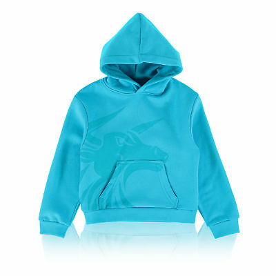 McLaren Honda Fernando Alonso Hooded Top Sky Blue Hoody Hoodie Kids