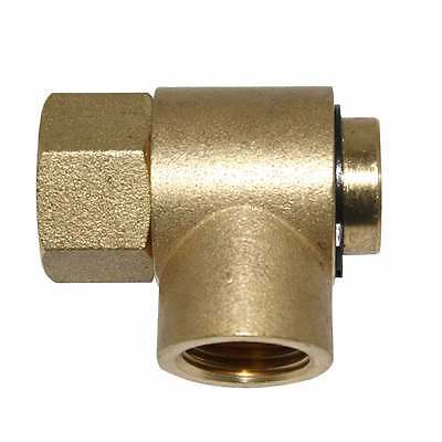 "3/8"" NPT Female Brass Swivel Assembly For HSR90 Hose Reel - HSR90-SWA6"