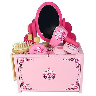 NEW Tiger Tribe Boxset Girls Wooden Beauty Makeover Set