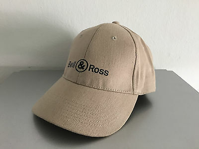 Like New - BELL & ROSS - Gorra Cap - Light Brown - For Collectors